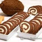 RULADA DE BISCUITI CU NUCA DE COCOS: Ceva Dulce, Coconut, Biscuiti Cu, With Nuts, Favorite Recipes, No Bake Cheese Coconut, Cheese Coconut Roll