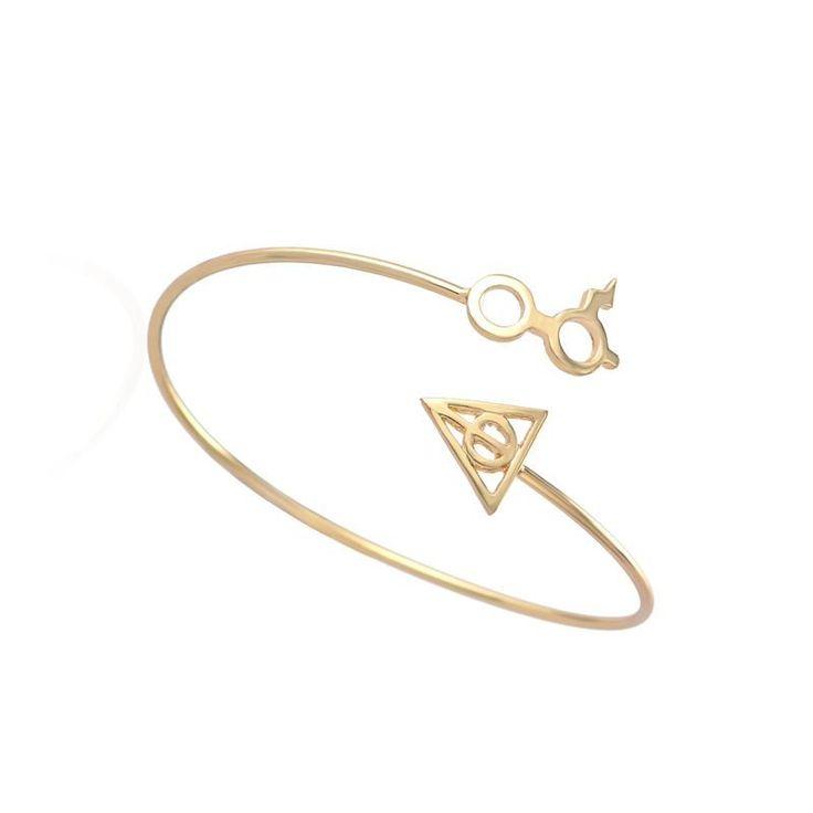 Harry Potter Bangle Bracelet