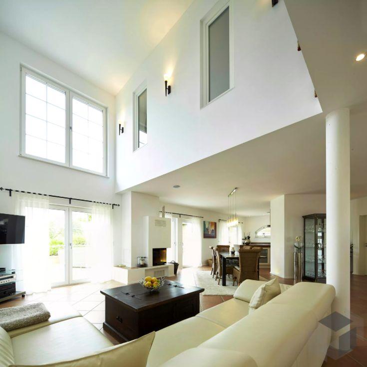 Schön Wohnzimmer Inspiration Von Wolf Haus ➤ Auf Der ___ Fertighaus.de ___  Webseite Findest Du Eine Große Auswahl An Häusern Verschiedener Stile Und  Von ...