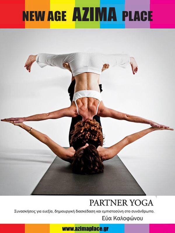 Hatha Yoga By Eva Kalofonou@ Azimaplace.gr