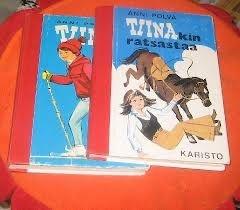 Tiina-kirja, tätä punaselkäistä painosta, mikä tahansa hyväkuntoinen, suttaamaton ;)