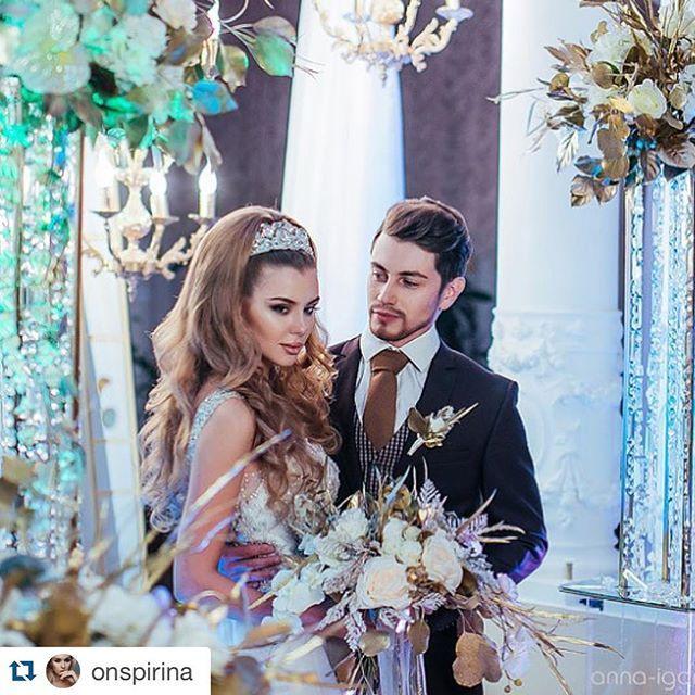 #Repost @onspirina with @repostapp. ・・・ Съёмка для журнала #идеальнаясвадьба всем большое спасибо #невеста #makeupartist #makeup #onspirina#декорульяновск