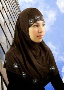abaya feminina burca com bordado