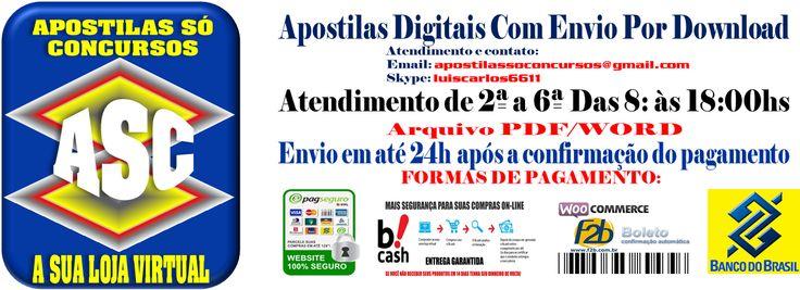 APOSTILA CONCURSO PREFEITURA DE OSASCO AGENTE DE TRÂNSITO 2014 NOVO CONCURSO PREFEITURA MUNICIPAL DE OSASCO PARA VÁRIOS CARGOS 2014. Prefe...