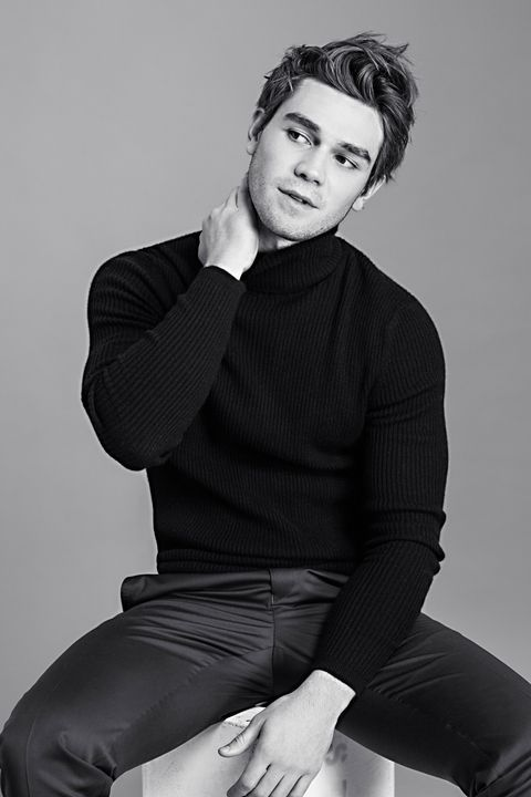 KJ Apa Talks Riverdale Season 2 and Archie, Veronica, and Betty Love Triangle