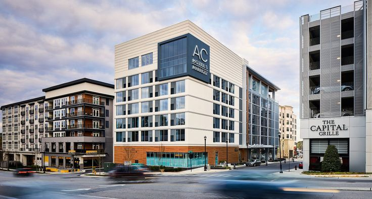 AC Hotel Raleigh North Hills | NC 27609