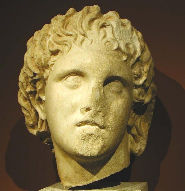 Author:Alexander III of Macedon