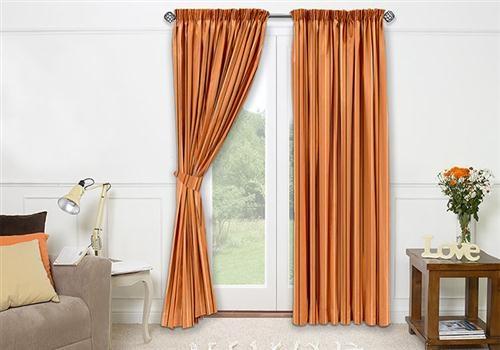 Burnt Orange Curtains Burnt Orange And Isis On Pinterest