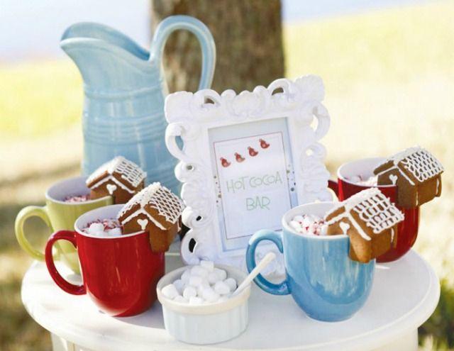 Las mejores barras de chocolate caliente para este invierno | AtodoConfetti - Blog de BODAS y FIESTAS llenas de confetti