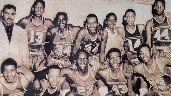 Crispus Attucks High School Basketball