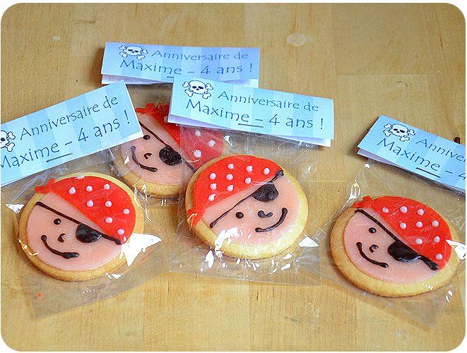 biscuits pirate