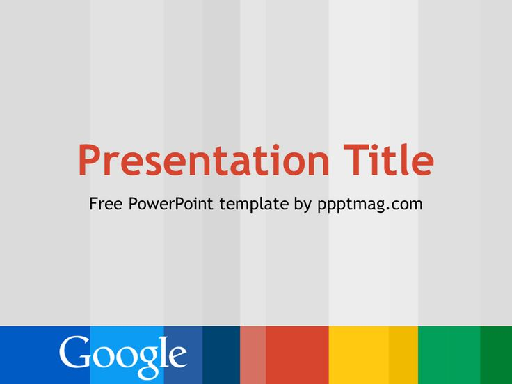 10 best PowerPoint Templates images on Pinterest Role models - Google Presentations Templates