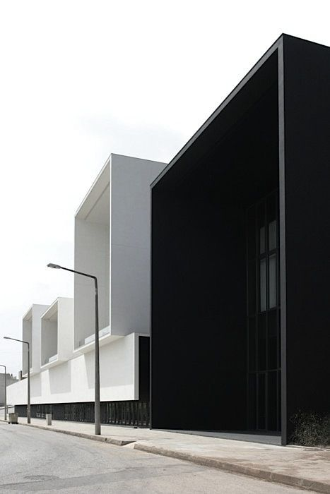 Aires Mateus - Science Faculty Coimbra | via misscheriebijou