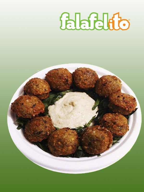 ¿Hasta el tope de pendientes? Ordena fácil y rápido tu comida en línea con SinDelantal.mx #Falafelito #falafel  #vegano #vegetariano #delicioso @falafelito