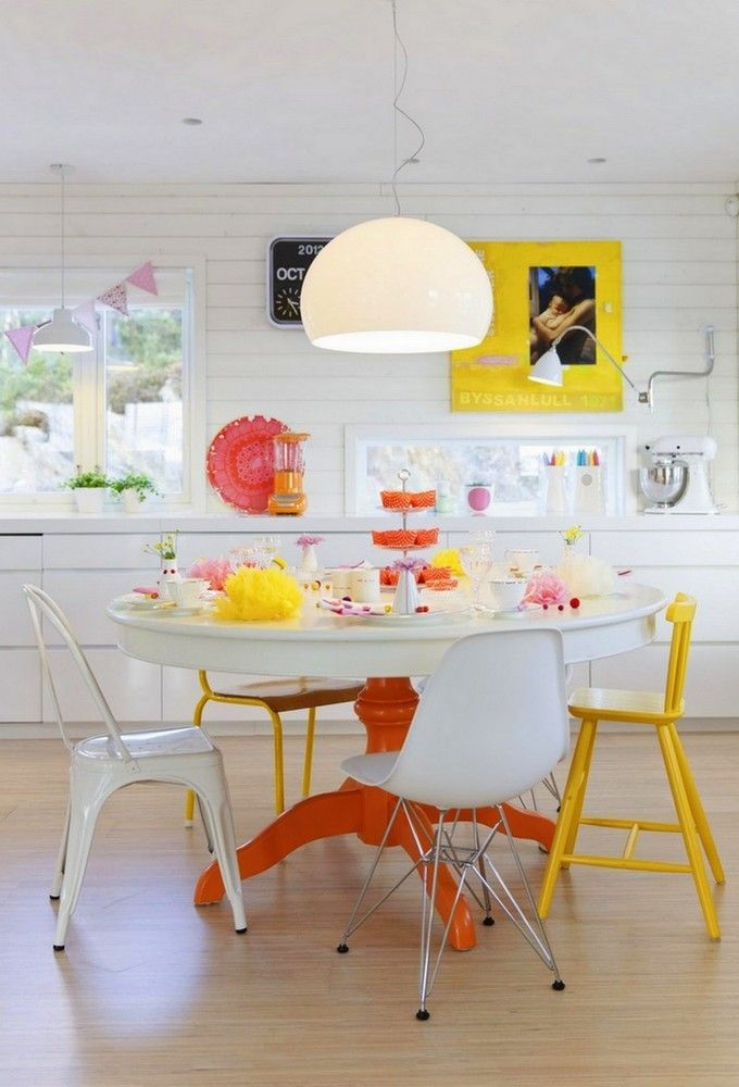Top 25 best Yellow dining chairs ideas on Pinterest