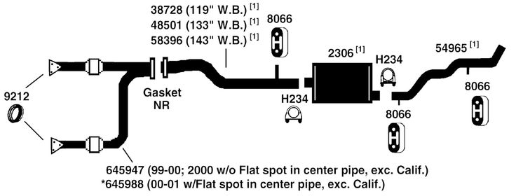Chevrolet Silverado 1500 Exhaust Diagram From Best Value