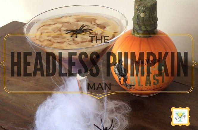 Headless Pumpkin Man