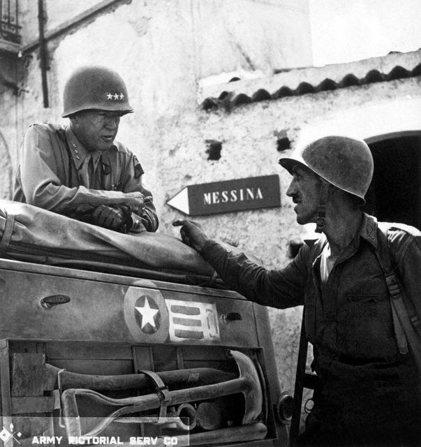 General George S. Patton was one of the most flamboyant, brilliant, and troublesome commanders of WWII. He argued with colleagues, offended allies, and ass