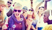 A los millennials se les va la vida (pero no la cartera) en los social media
