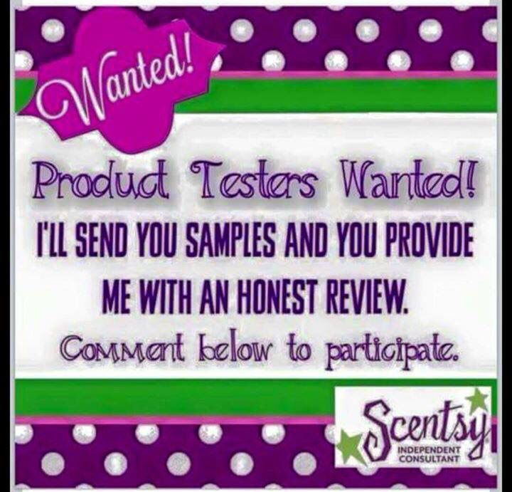 Never tried scentsy? Interested in trying before you buy? Let me know! I have borrow bags for a one week FREE trial! http://kendra283.scentsy.us or www.facebook.com/scentrep283