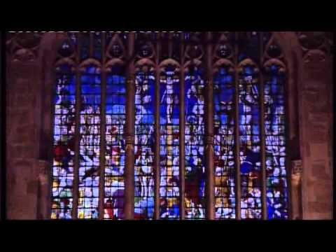 King's College Cambridge 2011 Easter 3 O Sacred head Sore Wounded JS Bach - YouTube