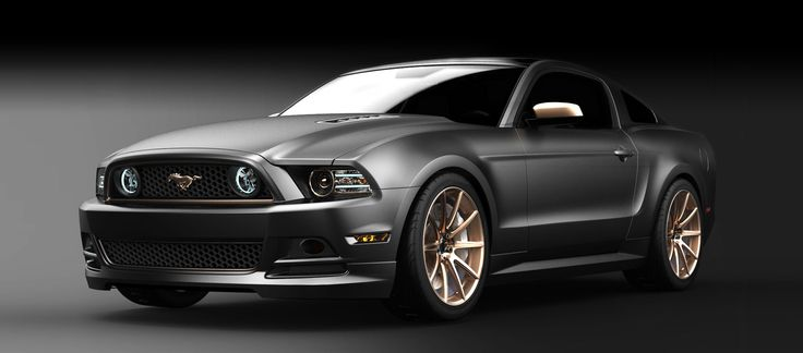 2013 Ford Mustang GT High Gear SEMA Car Designed by Woman, Built by Women - WOT on Motor Trend
