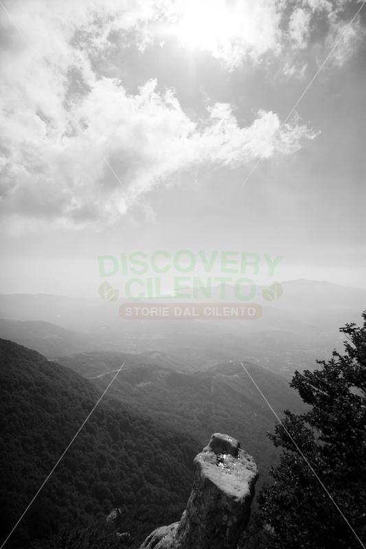 Cilento (italy) - La Ciampa di Cavallo sul Monte Gelbison #cilento