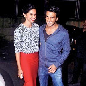 Ranveer Singh disagrees with Deepika Padukone