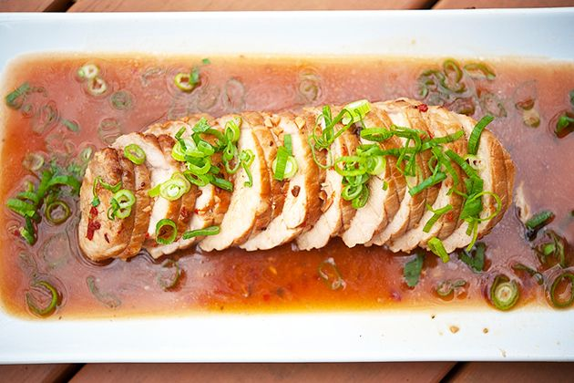 Asian pork tenderloin.  Gonna try this one.Pork Tenderloins Recipe, Tenderloins Dinnerrecipe, Pork Recipe, Oriental Recipe, Carb Meat, Favorite Recipe, Meat Grawrrrr, Asian Pork, Dinner Recipe