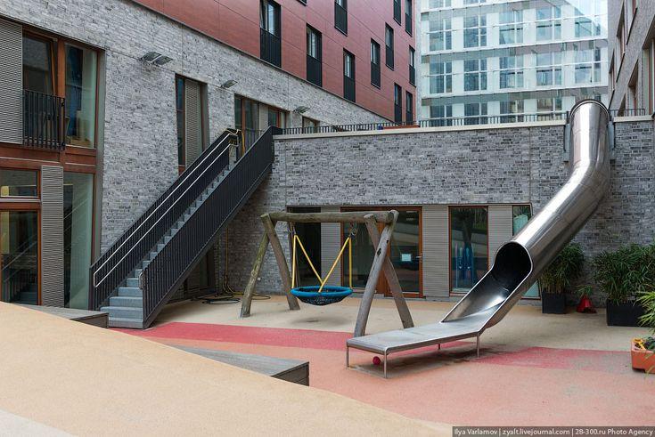 Детский сад, Гамбург