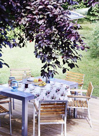 Las comidas al aire libre en verano son todo un placer, disfruta de ellas con los mejores complementos.