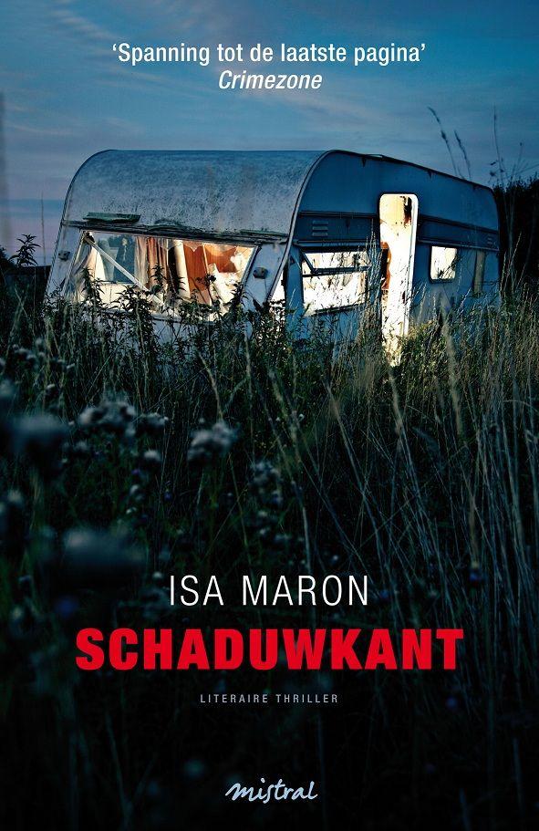 Isa Maron Thriller superspannend boek!!