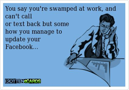 your ecard cant text me back but comment on facebook - Google Search