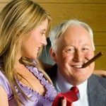 Retirement Strategies For Sugar Daddies and Cougars | That photo cracks me up!