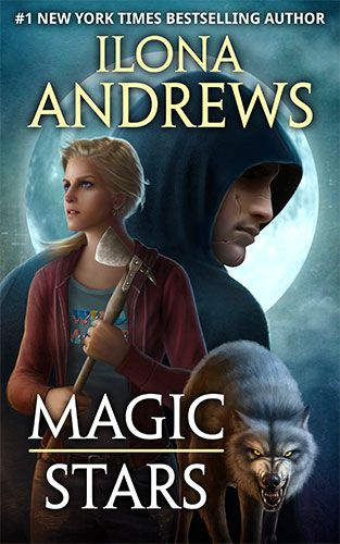 Review: Magic Stars (Grey Wolf #1)(Kate Daniels #8.5) by Ilona Andrews – Angel's Guilty Pleasures