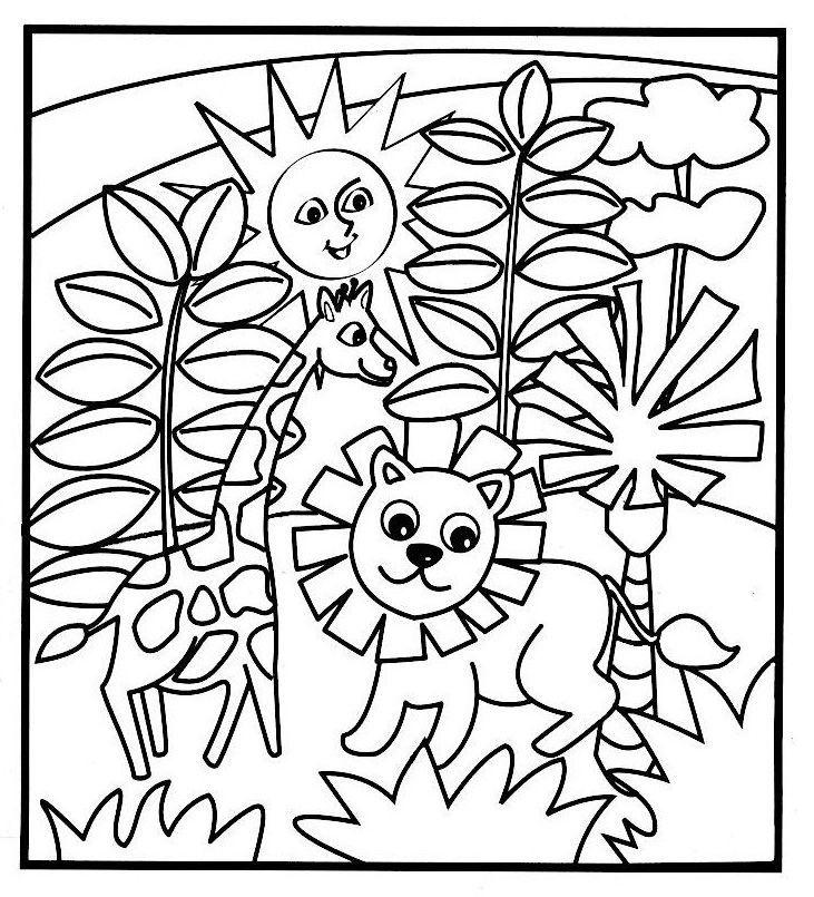 Kleurplaten Leeuwenkop.Leeuwenkop Kleurplaat Kleurplaten Leeuw Axenroos Kleurplatenl Com