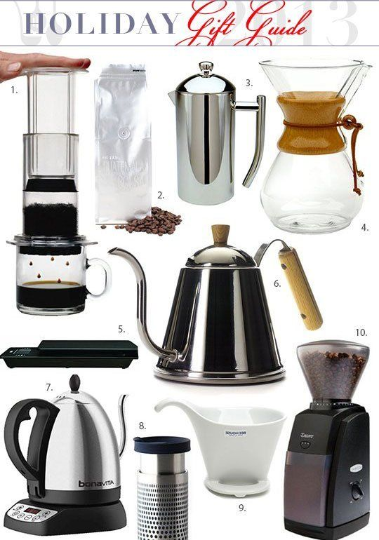 10 Gifts for a Coffee Geek in the Making — Holiday Gift Guide from The Kitchn | The Kitchn