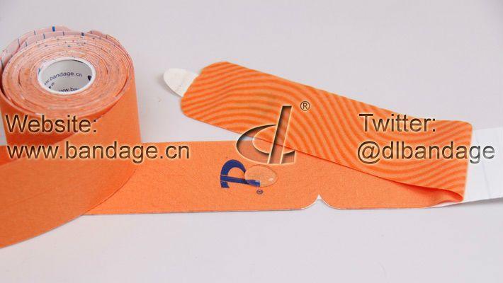 Полоски при ушибах и растяжениях, в помощь спортсменам. Сертифицированное медицинское оборудование. В упаковке: 1 рулон (20 шт.по 5 см*25 см) + 1 инструкция.