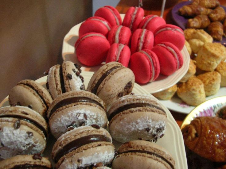 Macarons by La Pastelería