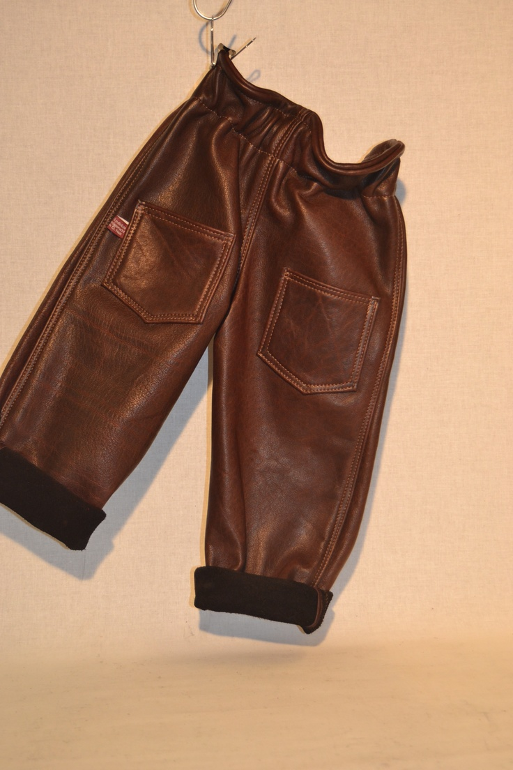 leather pants for kids