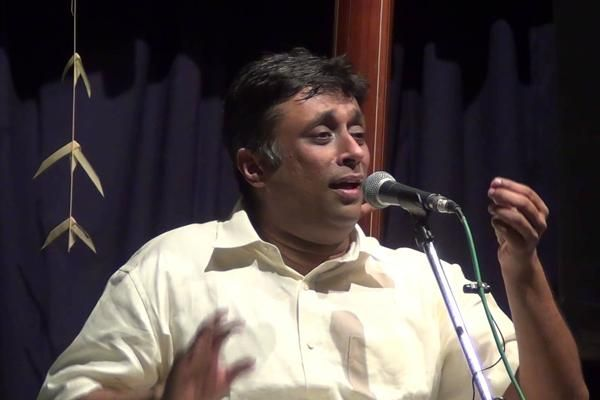 Sanjay Subrahmanyan - Carnatic Vocal concert at Hindu temple of Delaware, 760 Yorklyn Rd, Hockessin, DE, Tickets, Indian Events Desi Events
