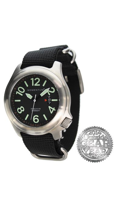 Steelix| Momentum® | St. Moritz Watch Corporation