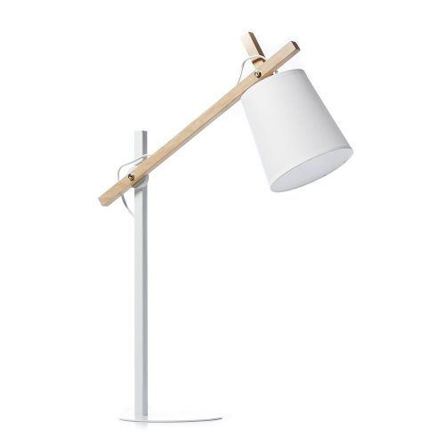 Mercer + Reid Oslo Table Lamp in White from Adairs