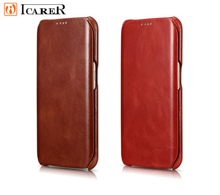 >> Click to Buy << For samsung galxy s6 edge plus vintage style genuine leather case cover for galaxy s6 edge original brand  Ultra Slim Flip Case #Affiliate
