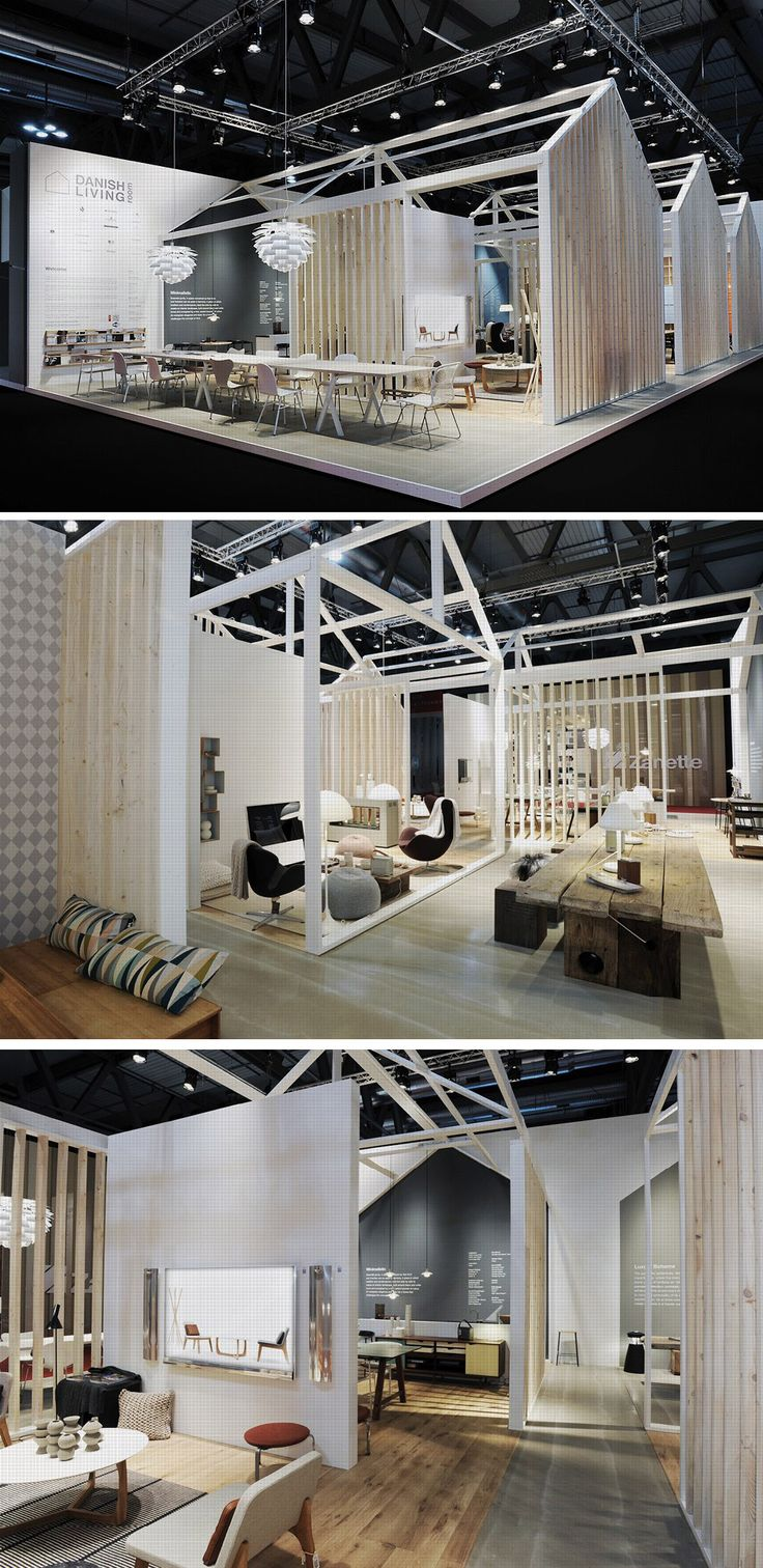 Danish Living at Salone del Mobile 2011