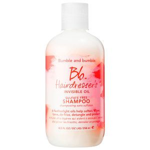Bumble and bumble - Hairdresser's Invisible Oil Shampoo #sephora -Use the whole line together for great results!
