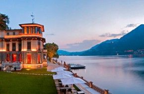 Casta Diva Resort, Lake Como- Jetsetter