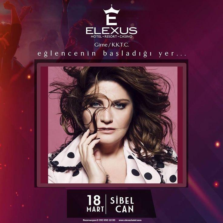 Elexus Hotel Kıbrıs 18 Mart Cumartesi  T +90 242 243 30 40  M : 0530 763 39 55