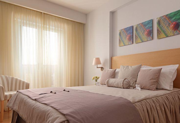 Double room @ Elefsina Hotel