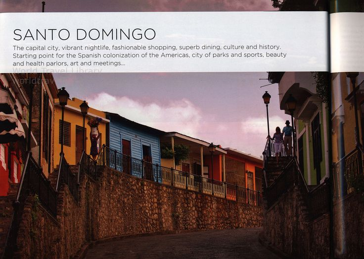 https://flic.kr/p/V89L1t | Vacation Planner Dominican Republic; 2016_2, Santo Domingo capital city
